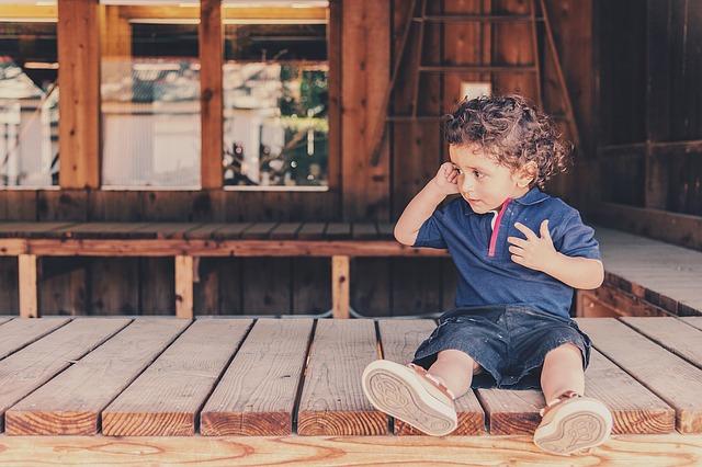 子供ばのびのびと育つ家