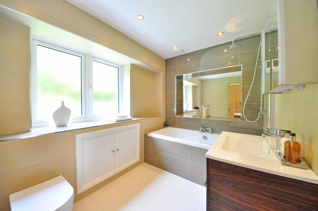 注文住宅-お風呂-浴室-ドア