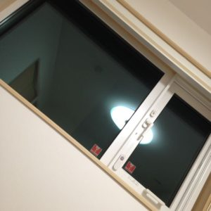 はめ込み窓-fix窓-開き窓