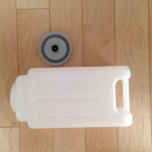 パナソニック-加湿器-FE-KFL07-タンク-掃除