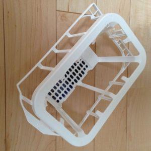 パナソニック-加湿器-FE-KFL07-加湿フィルタ-枠