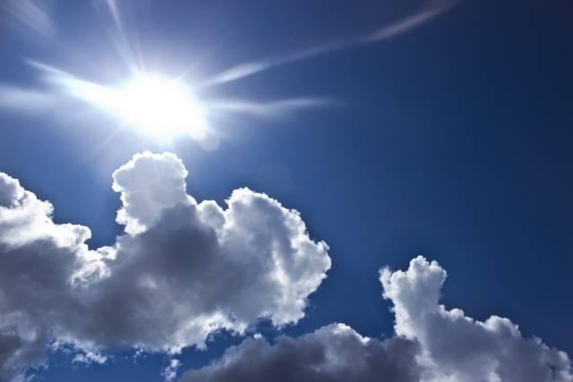 直射日光-紫外線