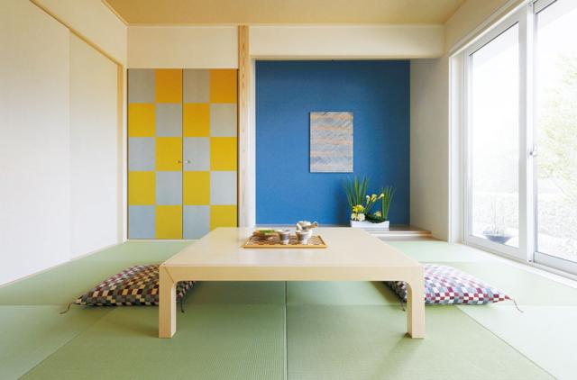 一条工務店「i-smart」の和室