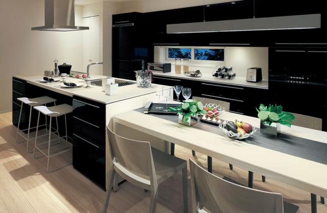一条工務店「i-smart」のキッチン