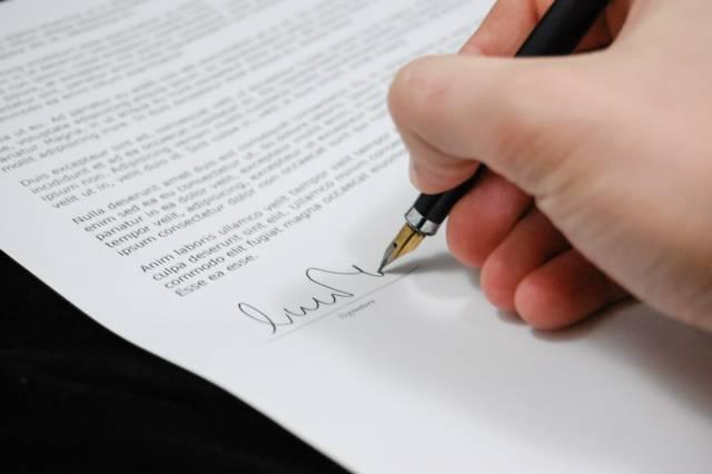 物件の契約を急かす営業