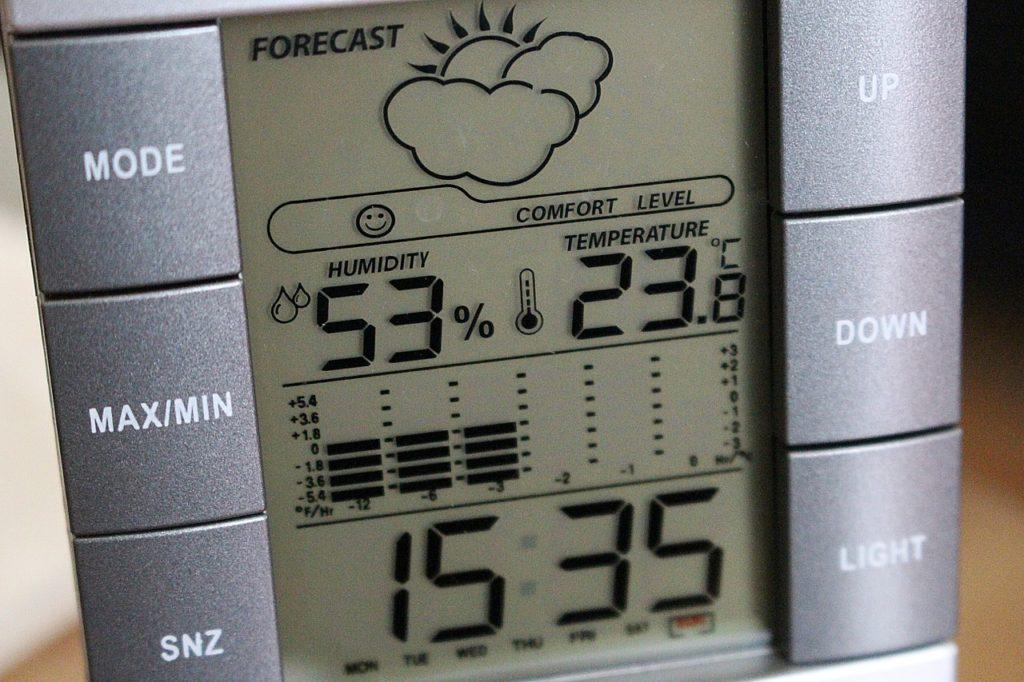 ロスガードと湿度