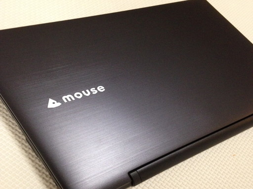 マウスコンピュータ外観